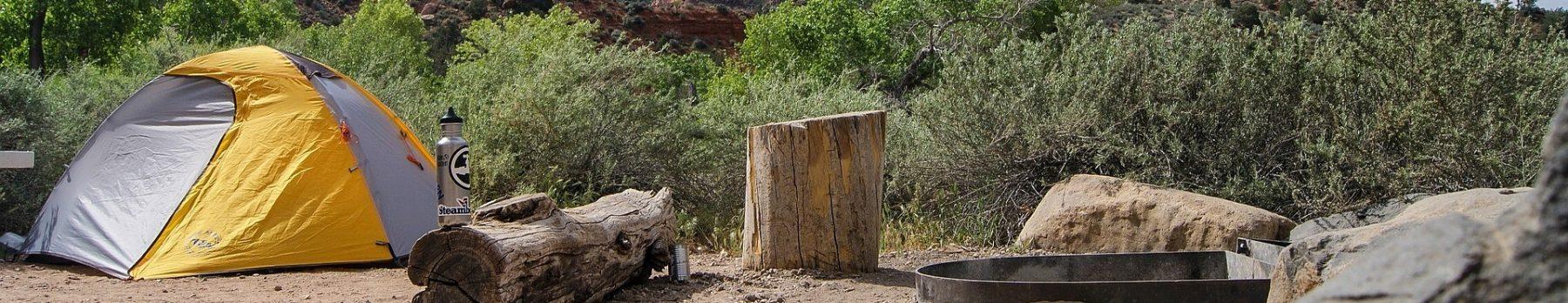 Campingbett Test